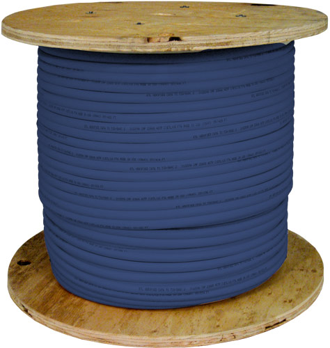 Cat5e UTP PVC 25Pair Blue 054-454BL spool