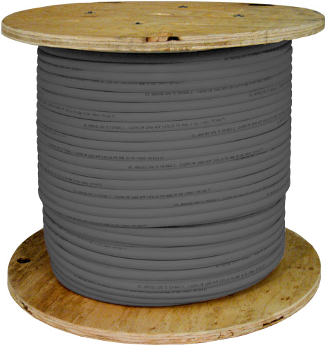Cat5e UTP PVC 25Pair Gray 054-453 GY spool