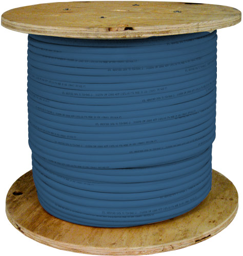 Cat5e UTP PVC 50Pair Blue 054-455 BL spool